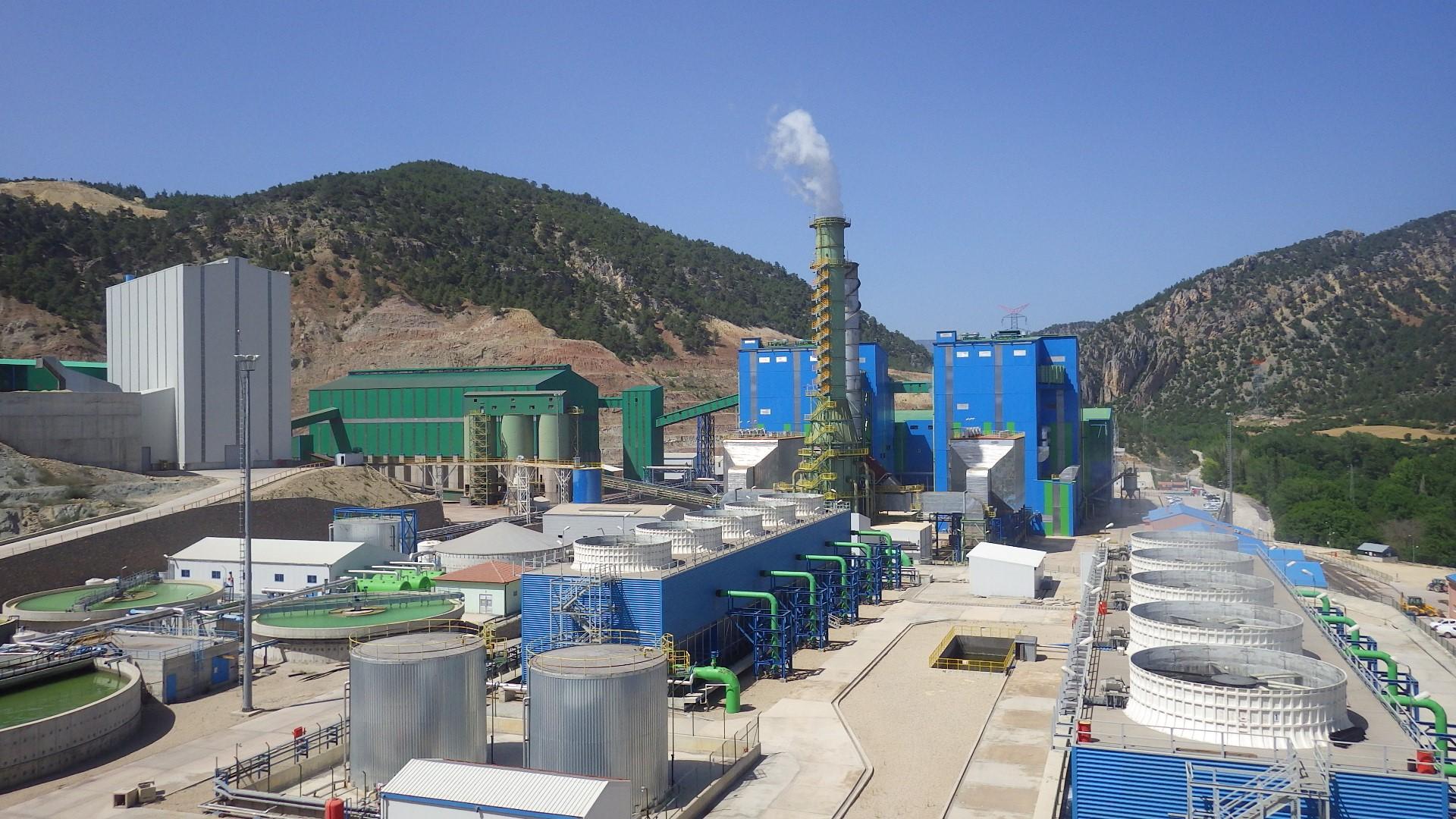 Bolu Göynük (Turecko): kotol K2 odovzdaný do predbežnej prevádzky (PAC)